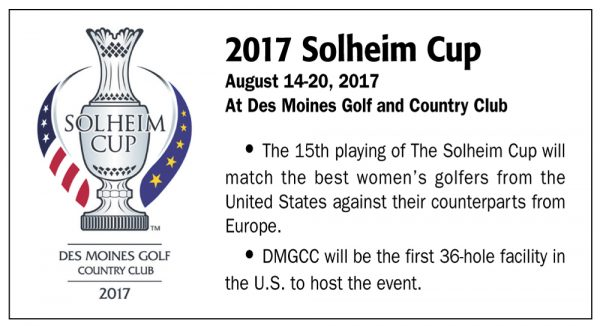 Regional Breakfast - Solheim Cup @ Des Moines Golf and Country Club